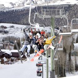 from Kyree gay ski resort co