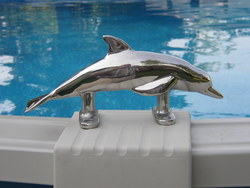 Creative Cleats, LLC Announces Dolphin Shaped Dock Cleat Boat Accessory