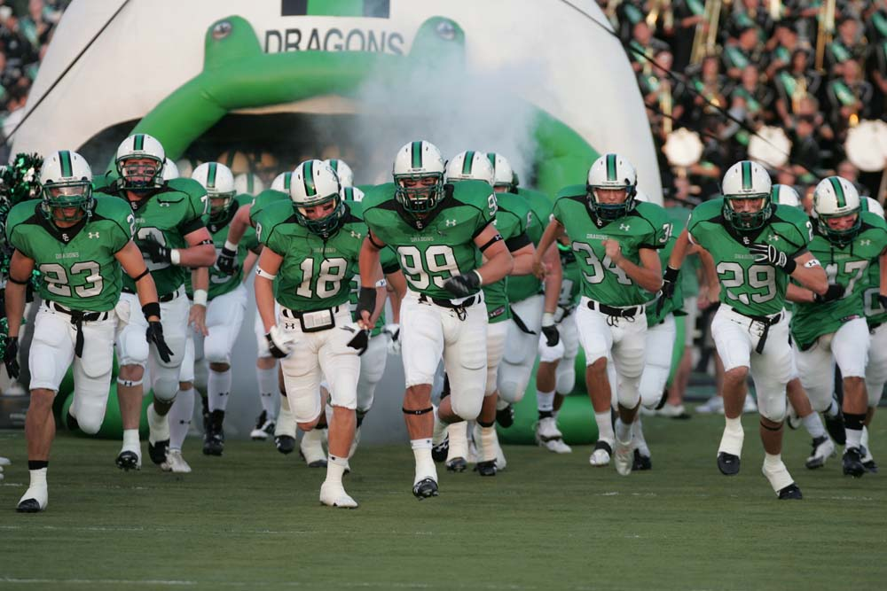 Fire-Breathing Website Puts Southlake Carroll Dragons at Top of the Internet