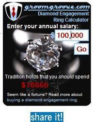 Wedding Gift Calculator New York : ... for their marriage proposal, wedding and life after the wedding
