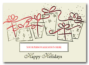 Christmas cards provide business marketing value business holiday cards let you send seasons greetings in a professional way reheart Image collections