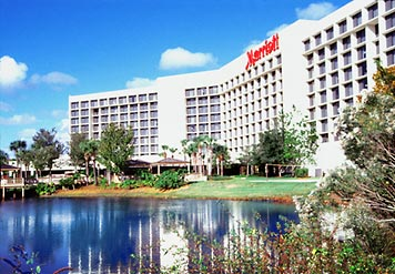 Orlando Hotel Near The Airport Offers Great Group Rates Experience Convenience At Marriott