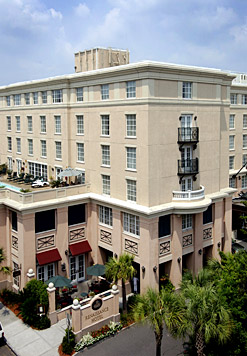 Discover The Renaissance Charleston Hotel Historic District