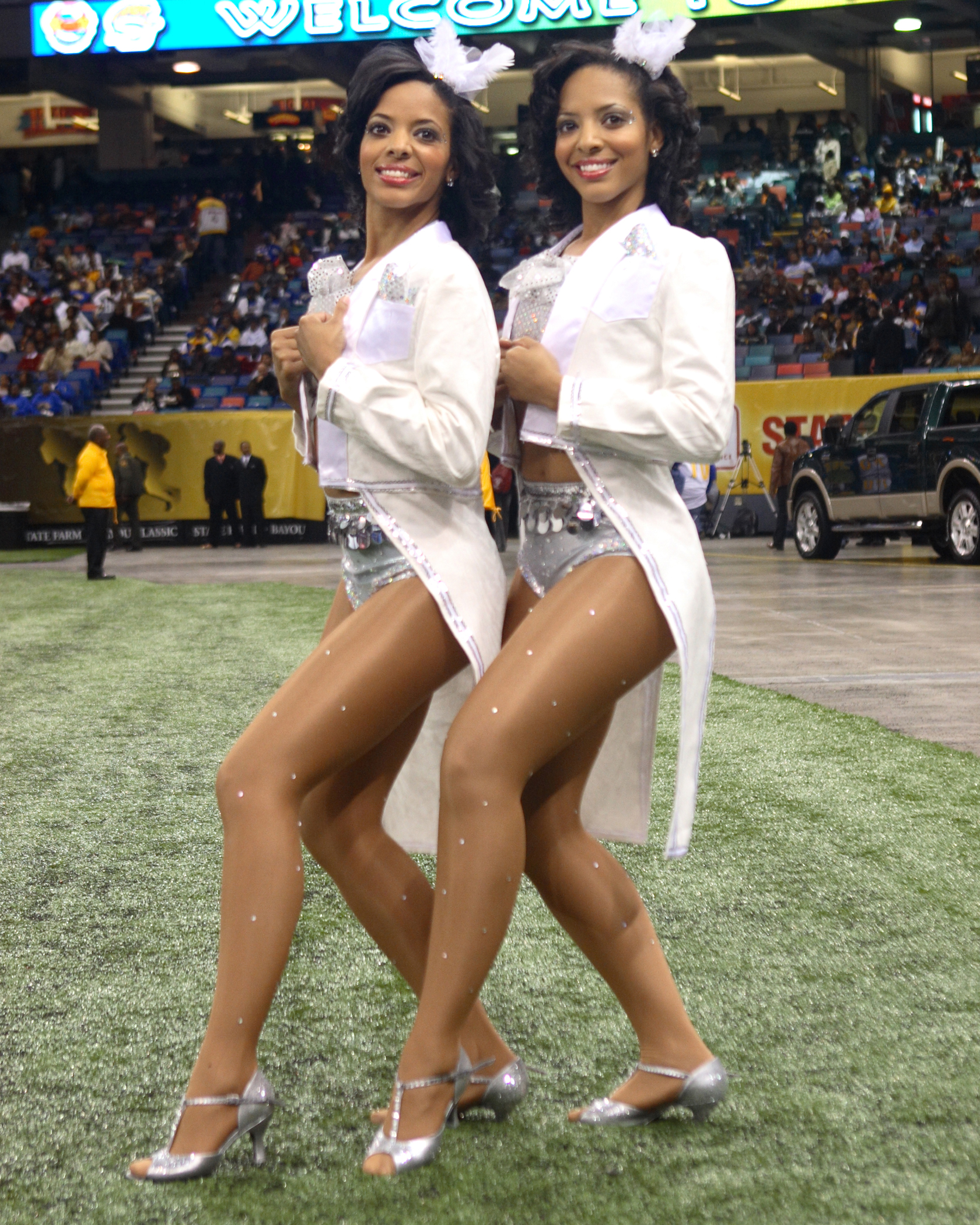 Southern University Twins Subjects Of Documentary Project