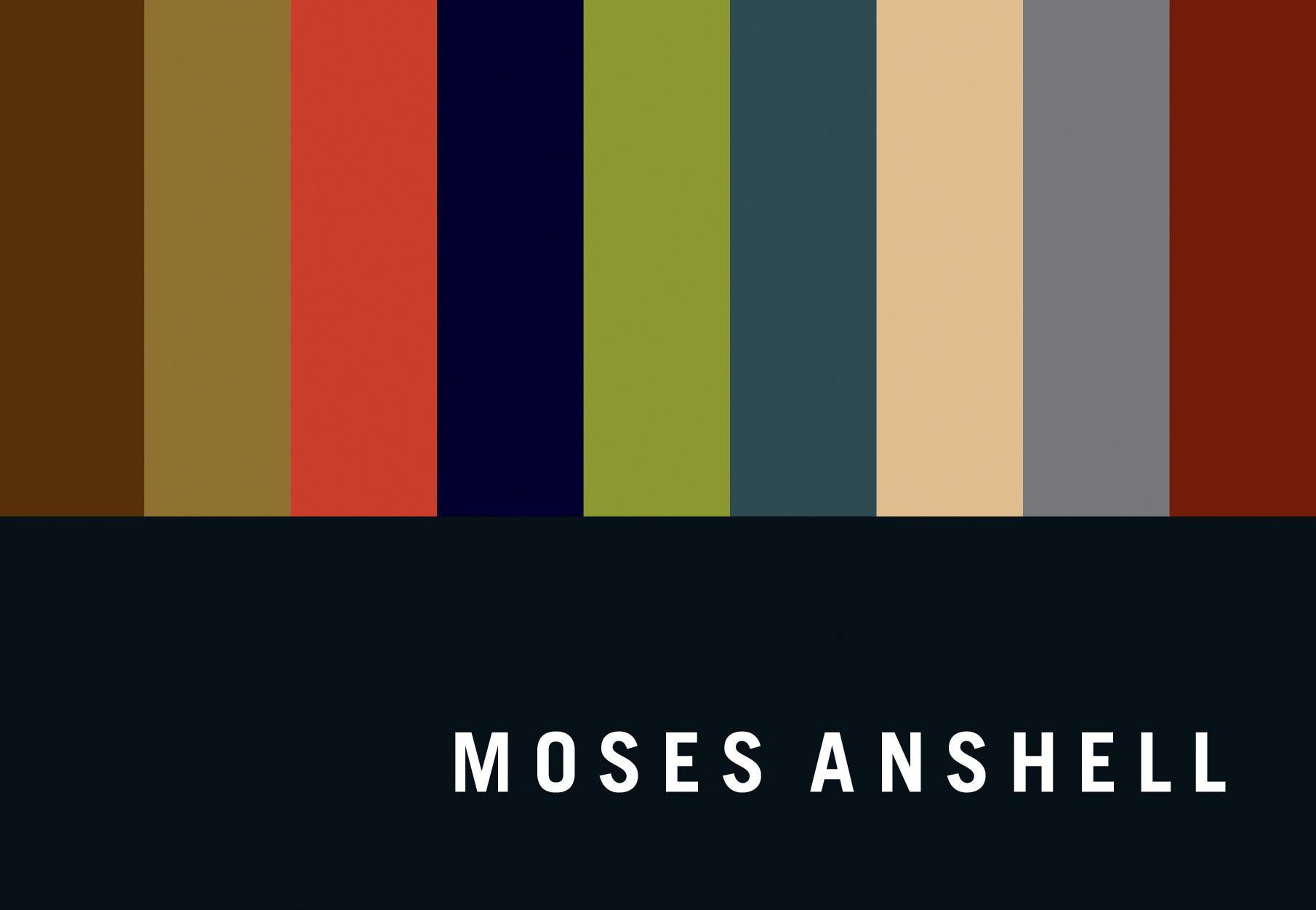 Moses Anshell logo Moses, Logos