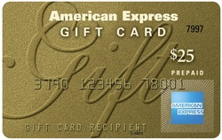 Personalized Gift Cards & Free Shipping With American Express Gift Cards Coupon Code. Get Valentine's Day savings at checkout with this promo code! Get personalized gift cards and free shipping. Give everyone something they want -- a personalized american express gift card.