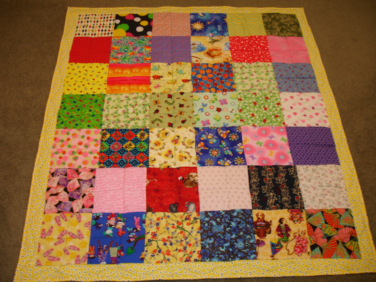 Quilted Lovelies Announces Lower Prices On Custom Made Quilts
