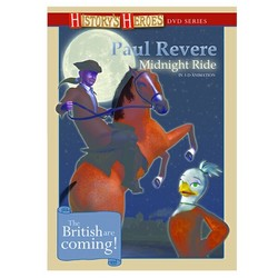 a history of paul revere an american hero Browse paul revere resources on teachers pay teachers,  as you bring history to  mifflin social studies american hero reader for paul revere.