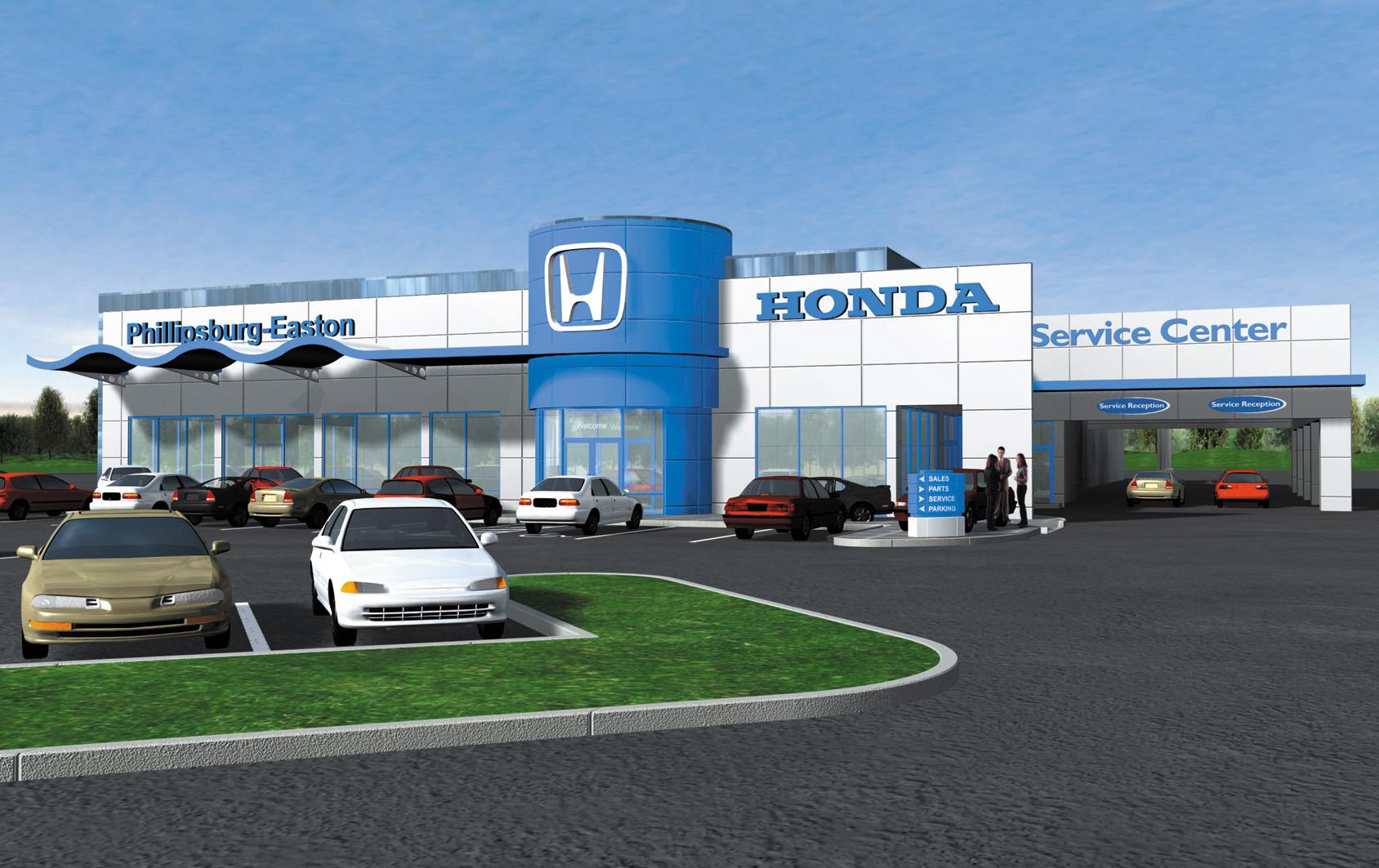 new car dealership press releasePhillipsburg Easton Honda to Complete Construction of New Dealership
