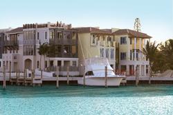 Florida Keys Real Estate News: New Marina Community Hosts Pool Party