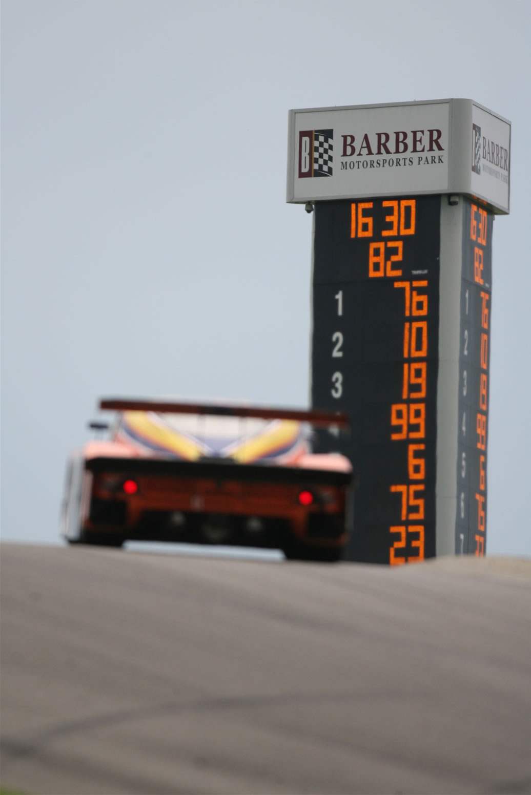 Barber Motorsports Park >> Barber Motorsports Park Releases 2008 Schedule of Events ...