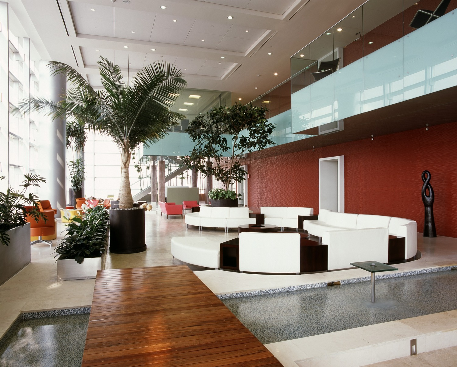 Previously Earned The 2007 National Interiors Award And Top For Corporate Interior Design From Mexican Association AMDI