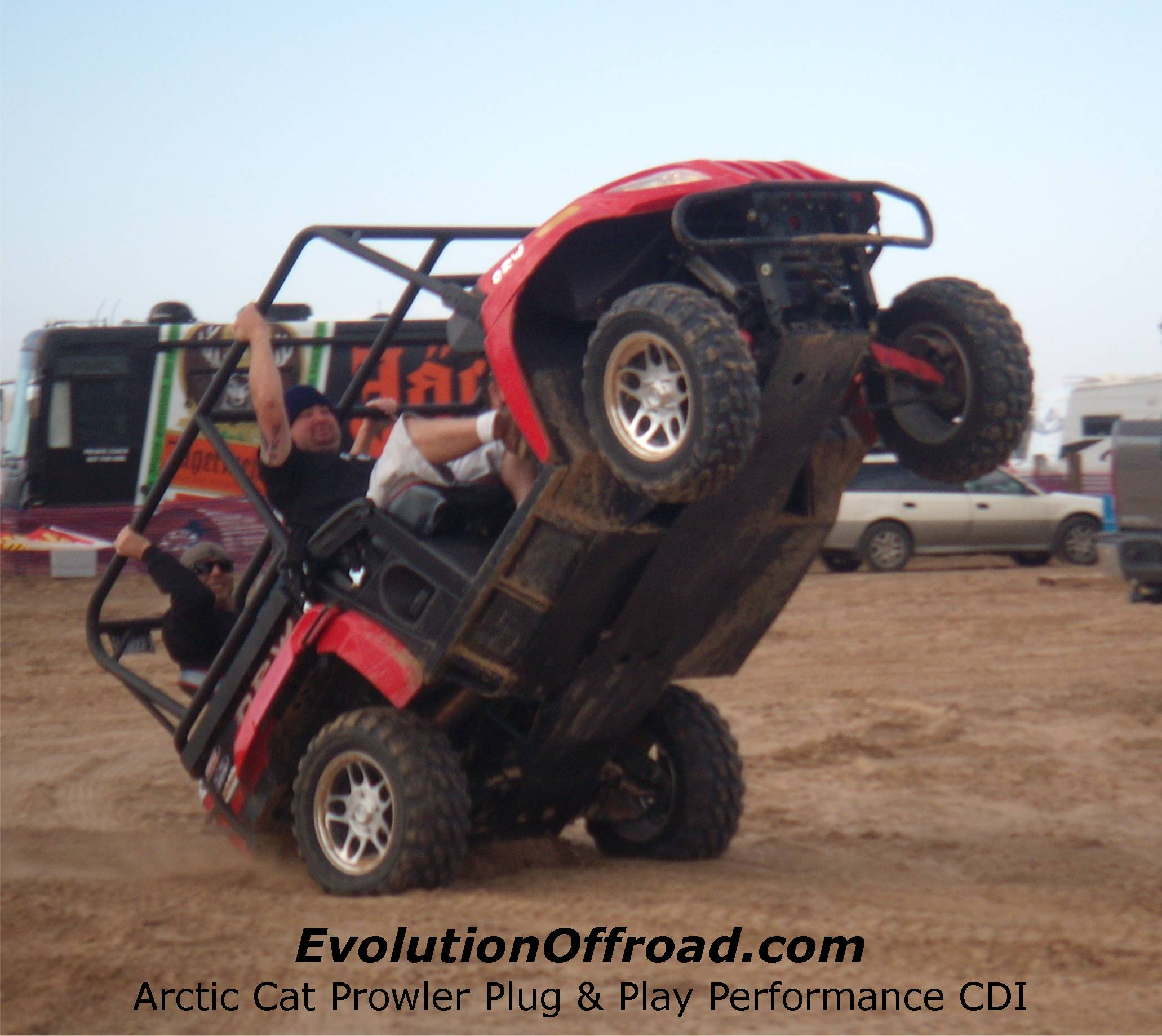 Evolution off road announces plug and play power for arctic cat