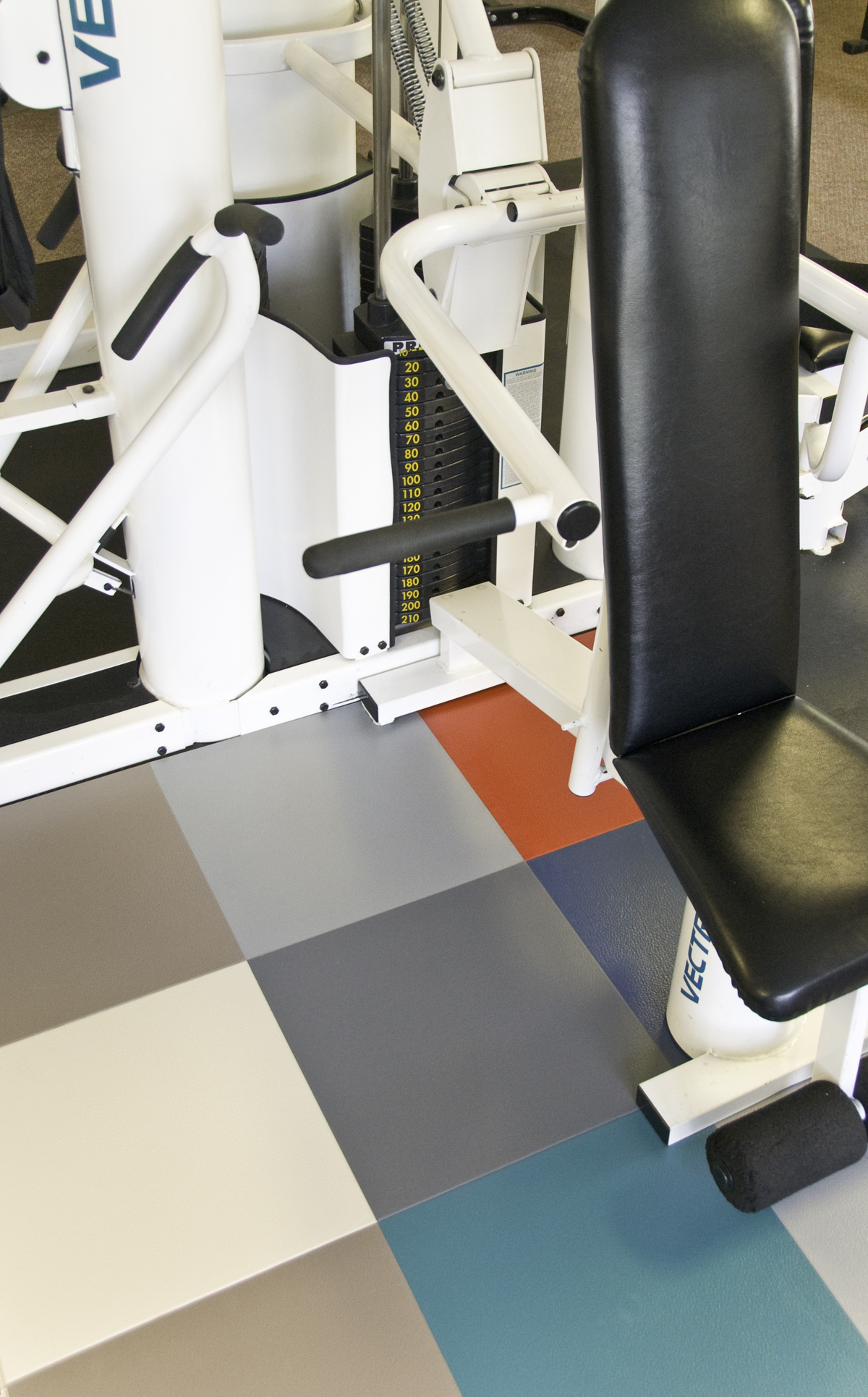 Tuff seal interlocking floor tile featured on nbcs today show tuff seal interlocking floor tile 02tuff seal interlocking floor tile used for home and commercial sports and fitness areas and facilities dailygadgetfo Gallery