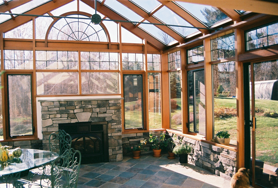 Use Solar Innovations Inc 39 S Sunrooms To Expand Living Space And Add Val