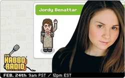 Jordy Benattar to Check into Habbo Hotel