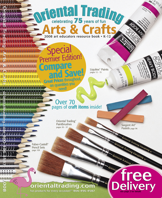 Oriental Trading Company - Arts And Crafts Supplies For The K - 12 ...