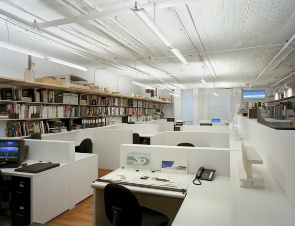 Hanrahanmeyers architects apply principals of pre for Office design victoria