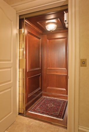 Inclinator Introduces the Most Advanced Home Elevator