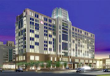 Retreat To The New Renaissance Montgomery Hotel