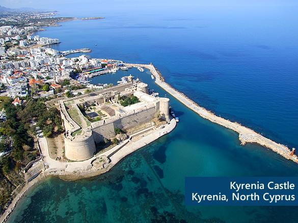 Kyrenia Cyprus  City pictures : Kyrenia Castle; Kyrenia, North Cyprus Acapulco Beach Hotel; Kyrenia ...
