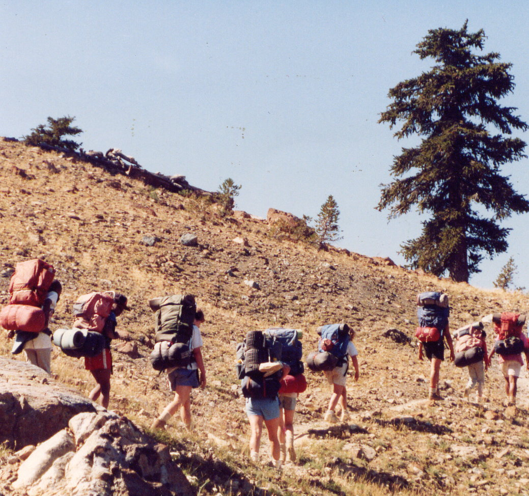 Northern california wilderness summer camp teaches for Northern california summer camps