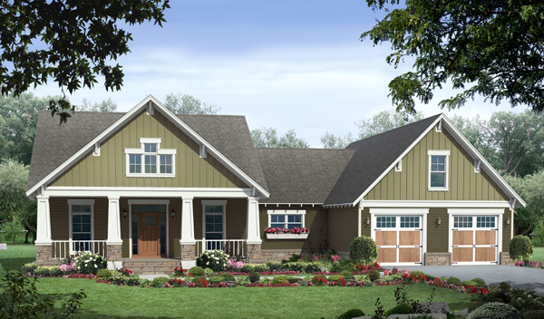 House Plans HPG 20002 1 Most Popular Craftsman House Plans HPG