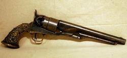 Juan Seguin 1860 Colt Army