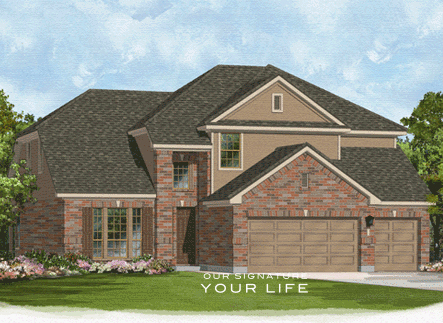 Buffington signature homes opens doors to its first model for Buffington homes
