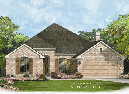 Buffington signature homes hosts grand opening at silver leaf for Buffington homes