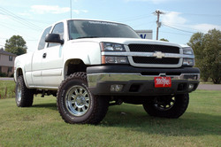"6 Inch Lift Kit For Chevy Silverado 1500 >> Rough Country 6"" Lift for 1999-2006 Chevrolet 1500 Pickup"