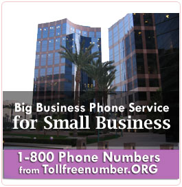 Mobile Phone Number Toll-Free