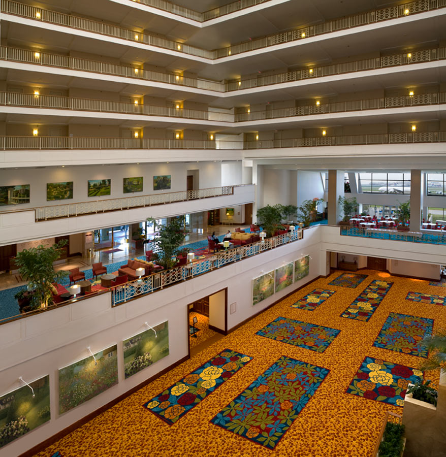 Experience The Top Rated Renaissane Concourse Hotel Atlanta