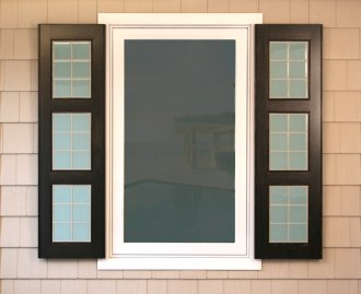 Outside window shutters 2017 grasscloth wallpaper for Exterior shutter plans