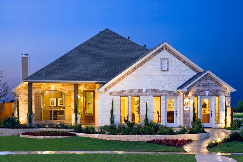 Buffington Signature Homes Opens Model Home In Forest Oaks