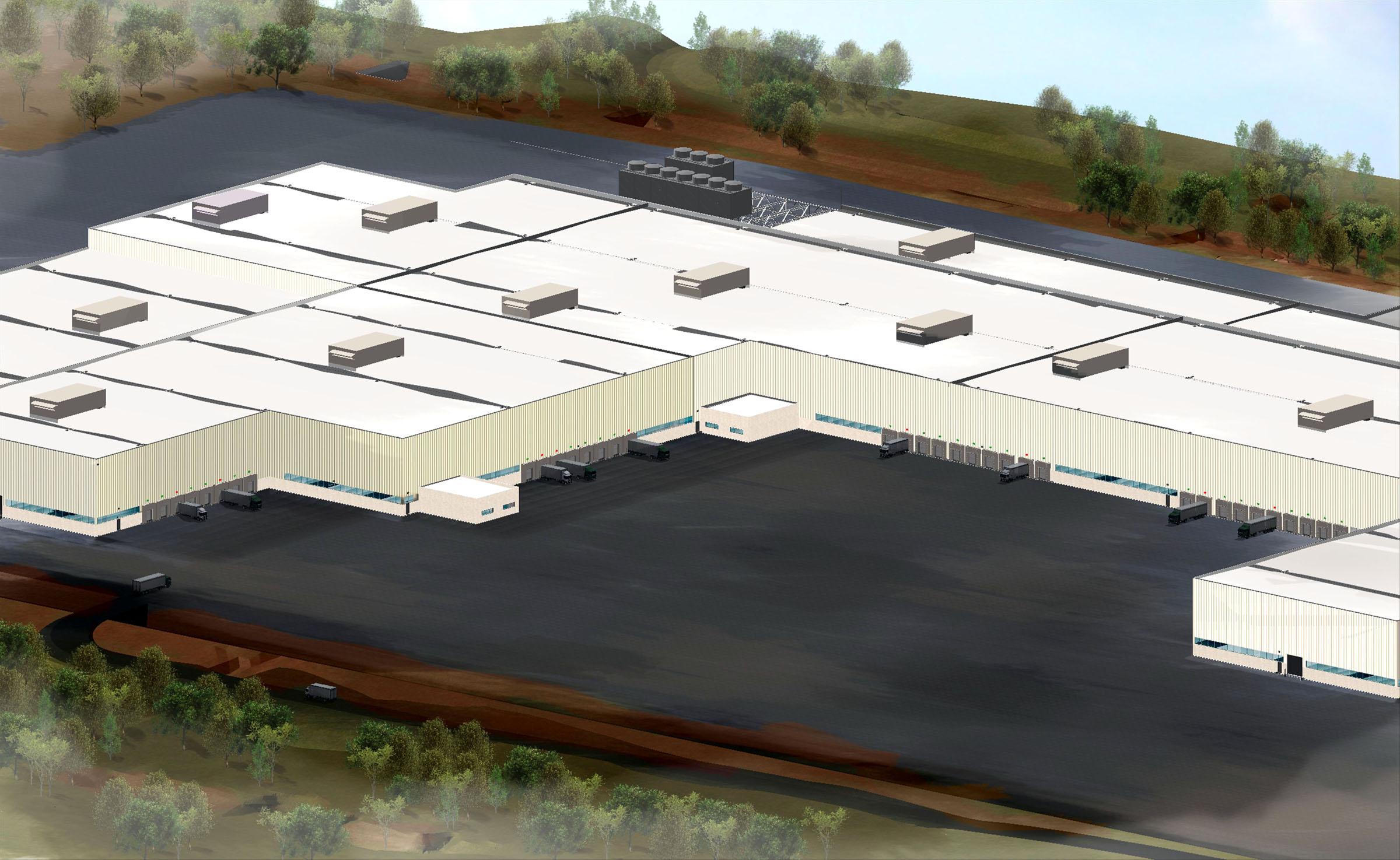 Ssoe to design 1 2 m sf bmw assembly plant expansion - Millennium home design fort wayne ...