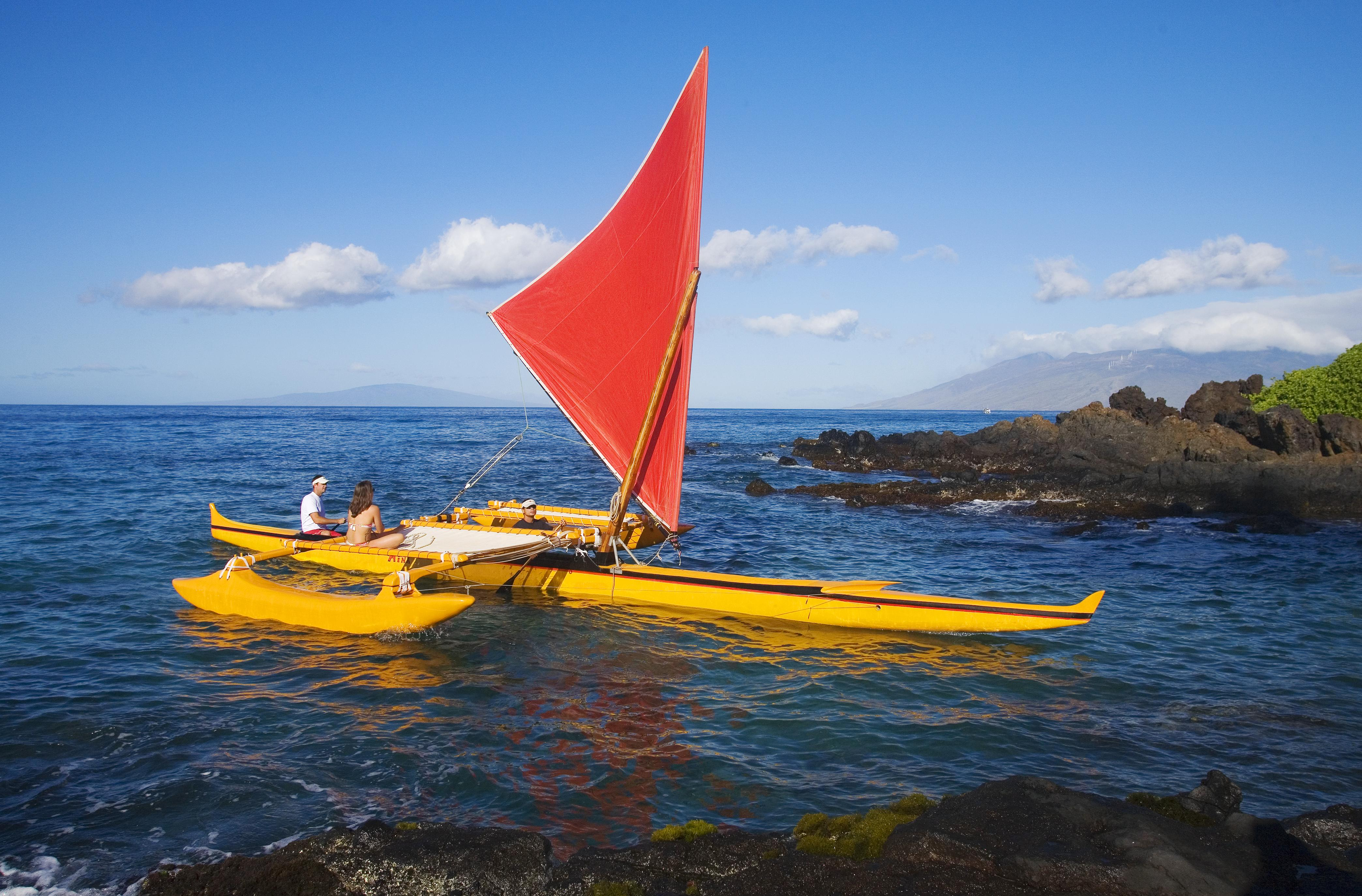 Ancient Hawaiian Canoes