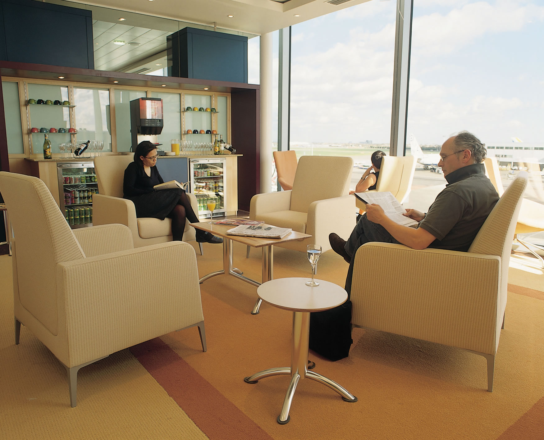 5 credit card rewards you didn t know you had life cheating for Best airport lounge program
