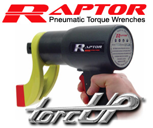 TorcUP Pneumatic Torque Wrench F/R/L TorcUP Pneumatic Torque Wrench