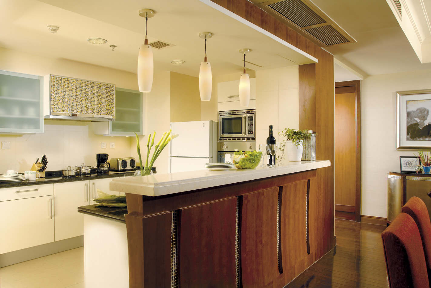 Open kitchens joy studio design gallery best design for Open kitchen designs photo gallery