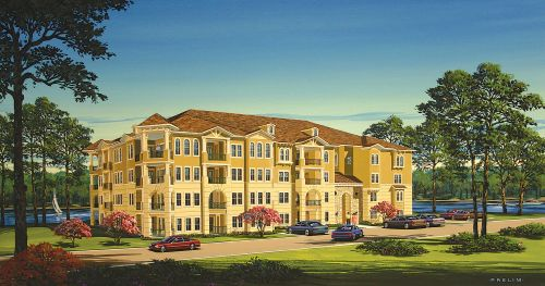 Luxurious Lake Front Condos And Lake Cottages Available