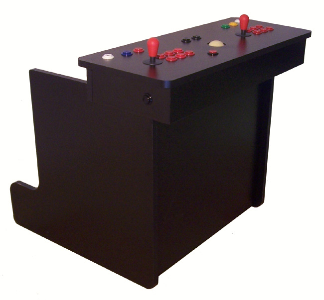 Dream Arcades Releases the Vision 120 kit Projection Arcade ...