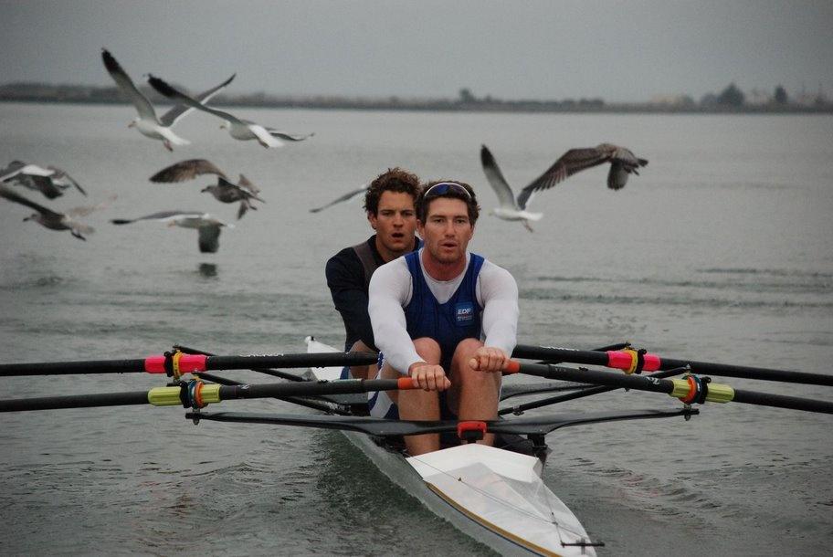 California Rowing Club Athletes Preparing for Beijing ...