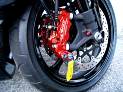 RoadLoK Arachnid M1 by Beringer - Installed