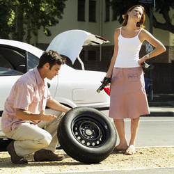 Keep the good times rolling by checking tires before hitting the road
