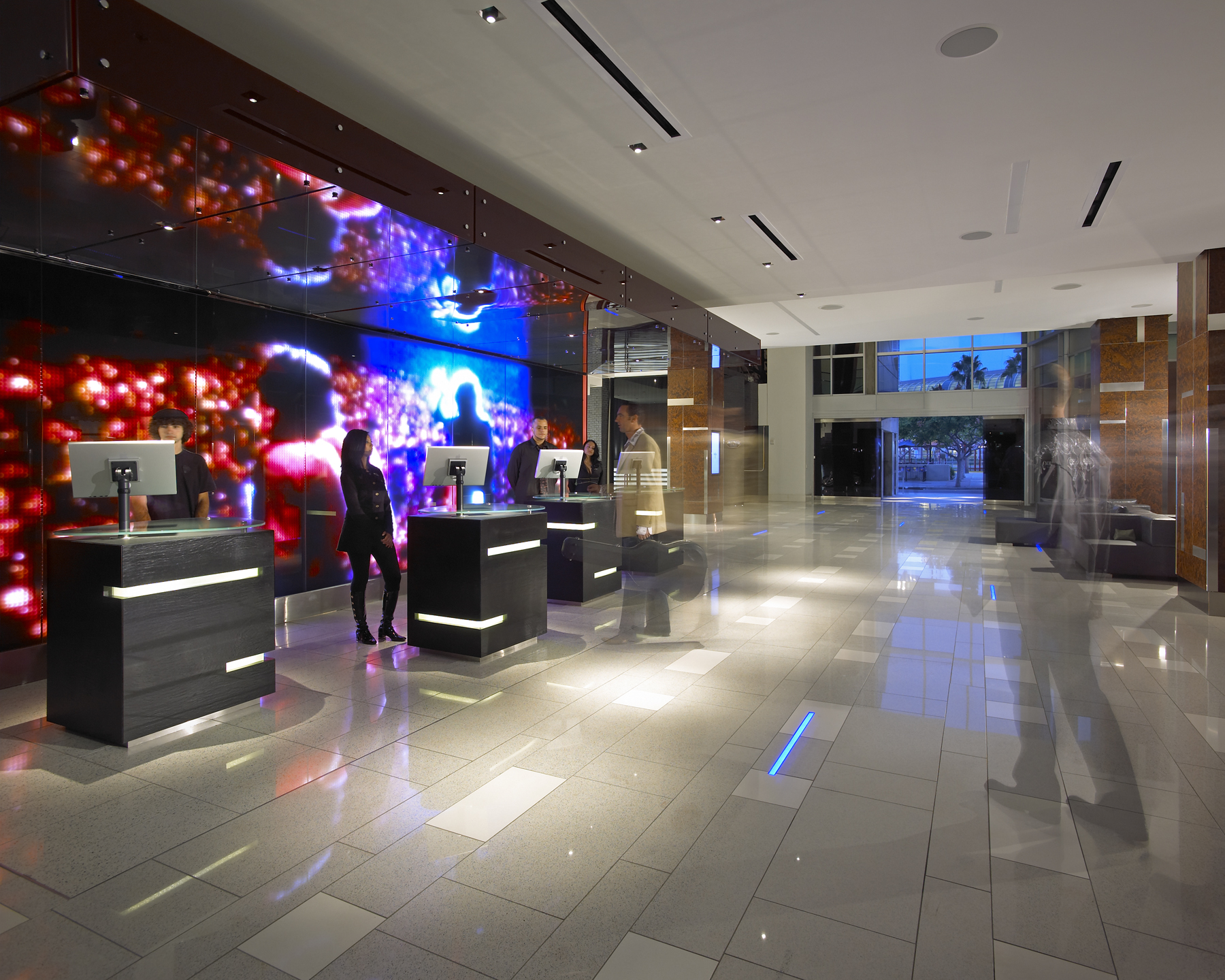 San Diego S Hard Rock Hotel Earns Coveted Aaa Four Diamond