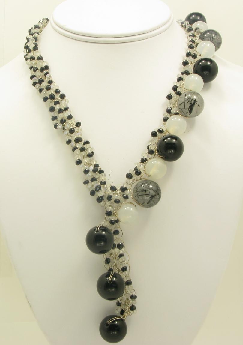 Crocheting Jewelry : ... Wire Crochet Jewelry Opens Online Jewelry Store - MiriamJewels.com