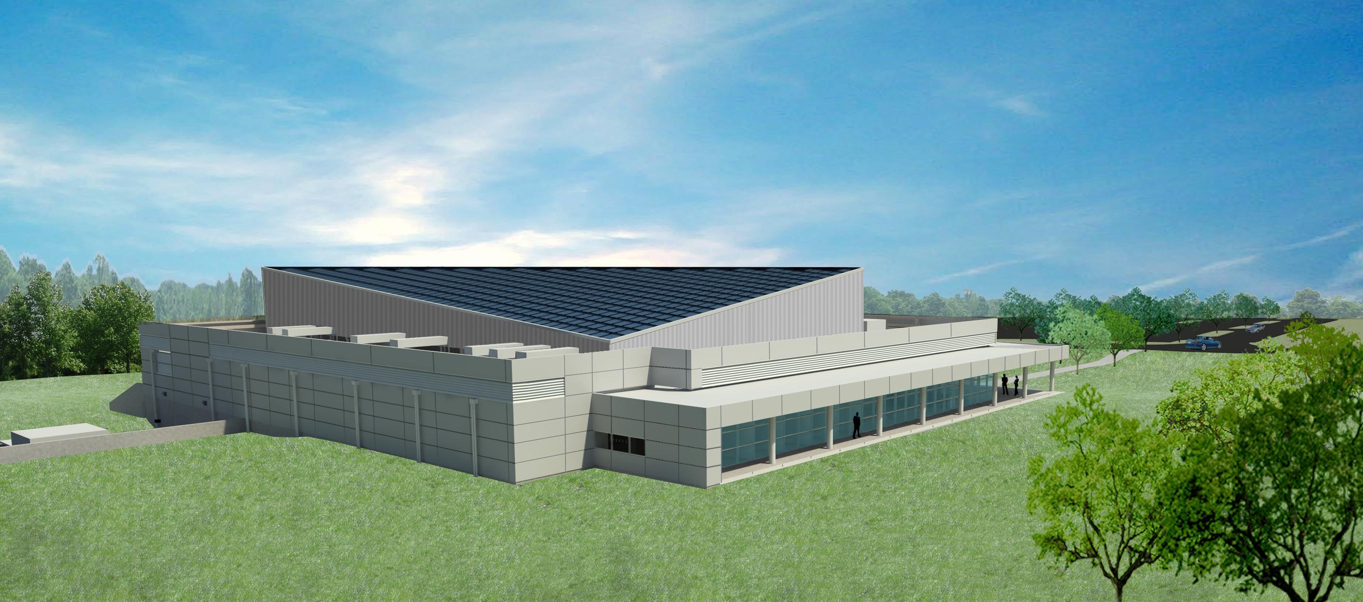 Emerson Building New Energy Efficient Data Center