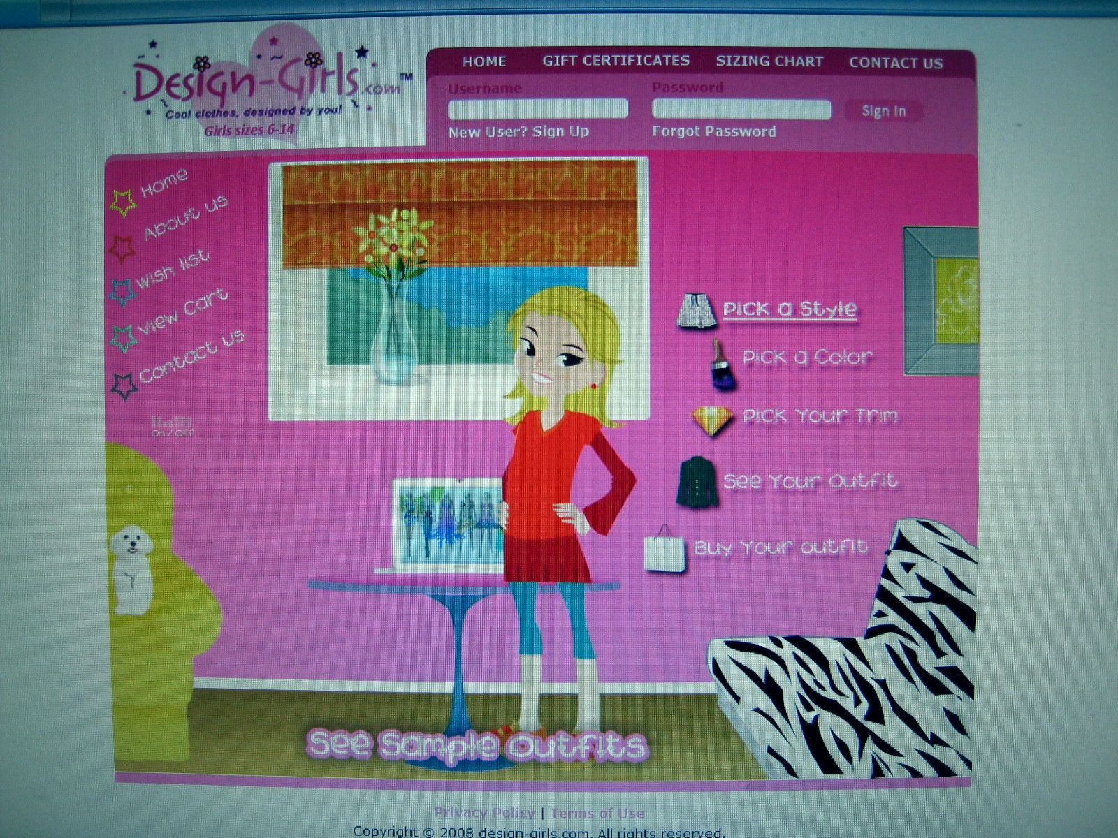 Design Your Own Clothes Online For Girls Design Girls com