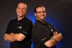 Chesapeake Closets Founder And President Steve Black (left) And Vice  President Danny Black